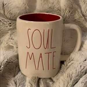 "Rae Dunn ""SOUL MATE"" Mug"